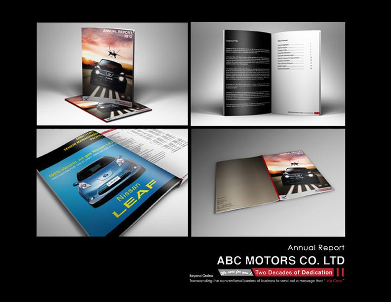 Project Details. Client: ABC MOTORS